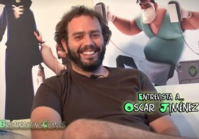Interview: Oscar Jiménez