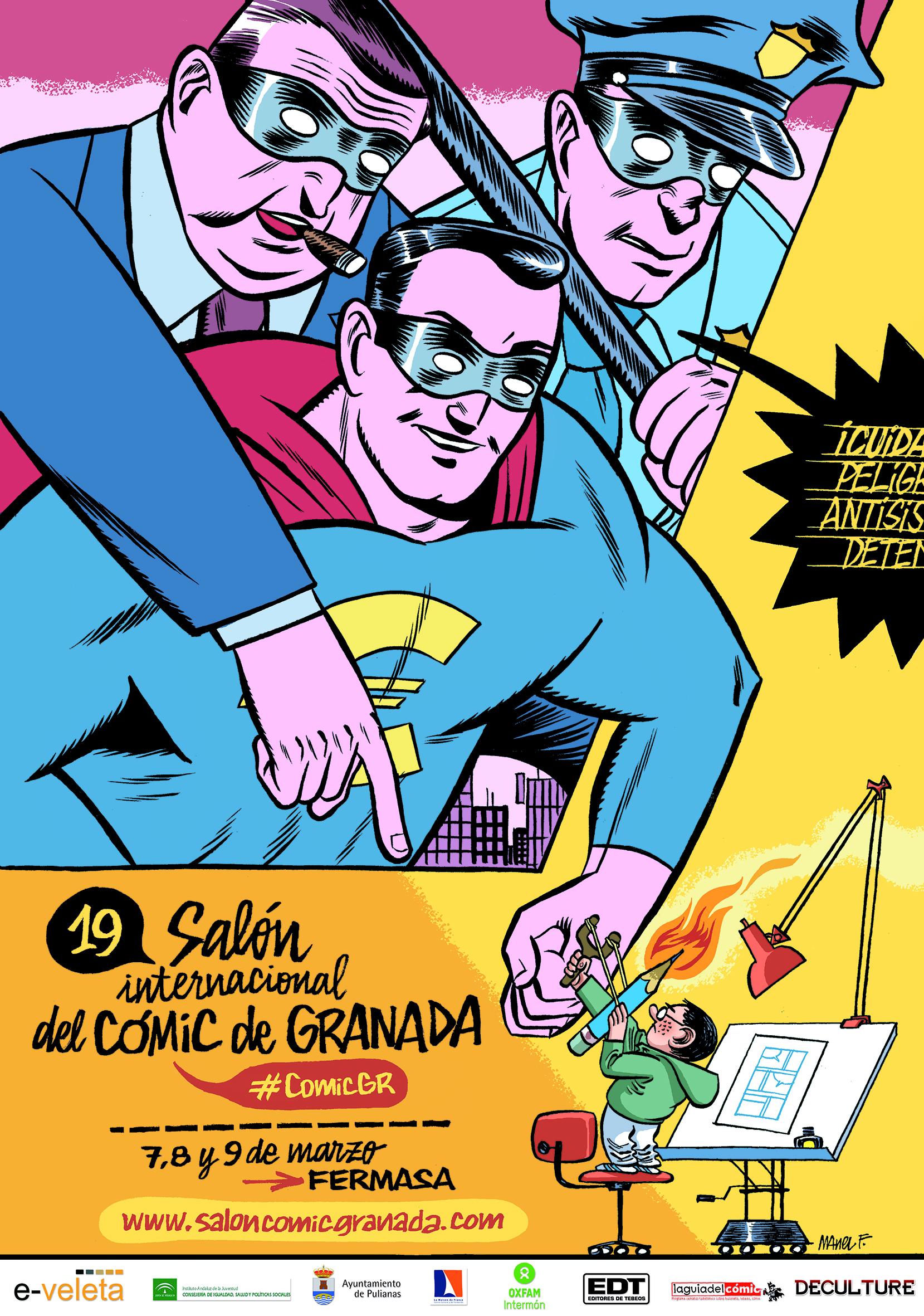 XIX Salón del cómic de Granada