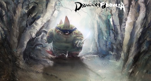 Dragon Ninja portada 2014