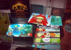 Broadcastingcomics en Dune cómics