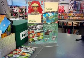 Noticias broadcasting comics p gina 2 - Libreria picaso granada ...