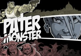"Pater Monster 2017 – Ep01 ""The maze of a thousand deaths"""