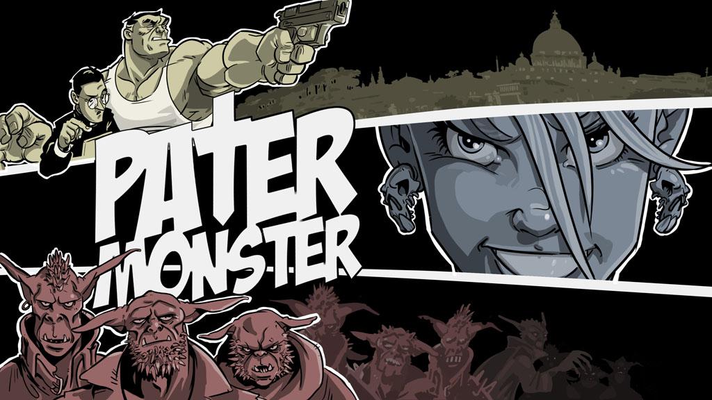 """Pater Monsters 2017 – Ep01 """"El laberinto de las mil muertes"""""""