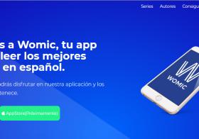 Womic. Nueva app de webcomics en español