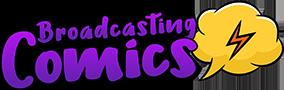 Broadcasting Comics