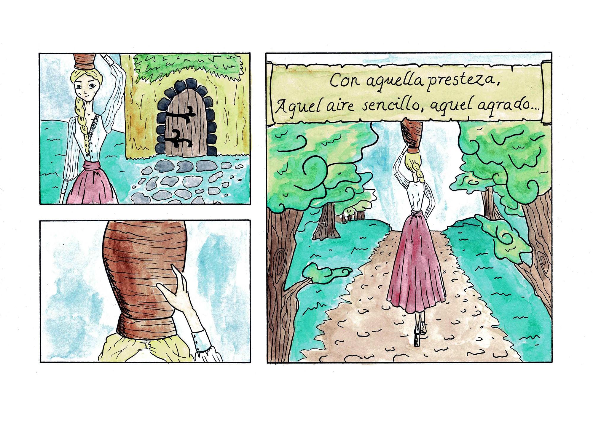 Fábula de la Lechera pg 02