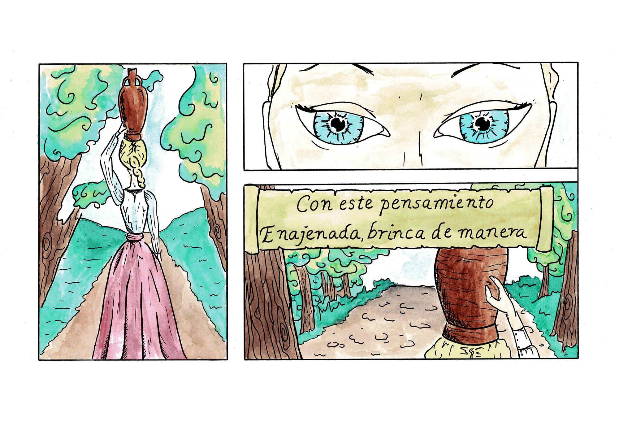 Fábula de la Lechera pg 05