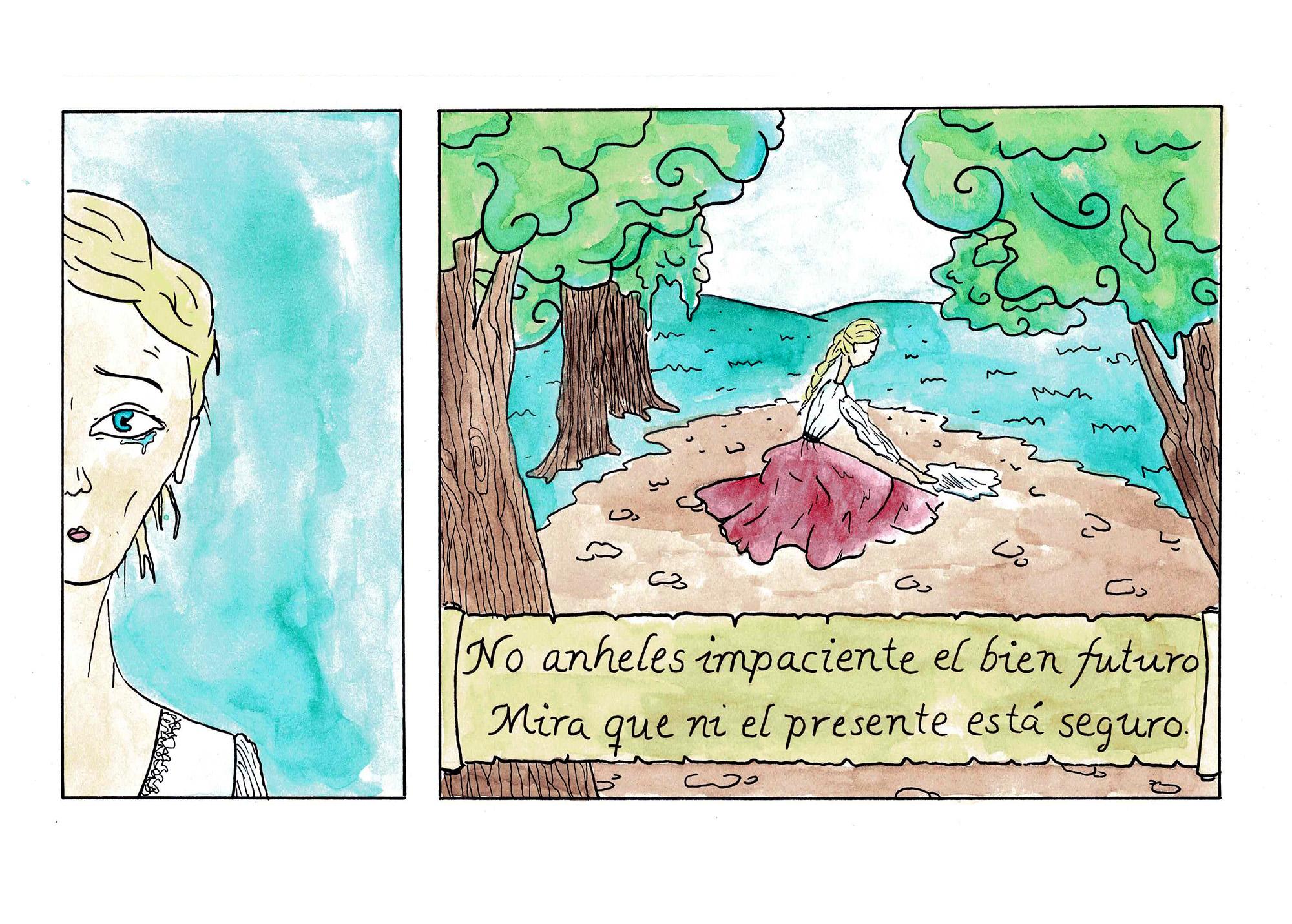 Fábula de la Lechera pg 08