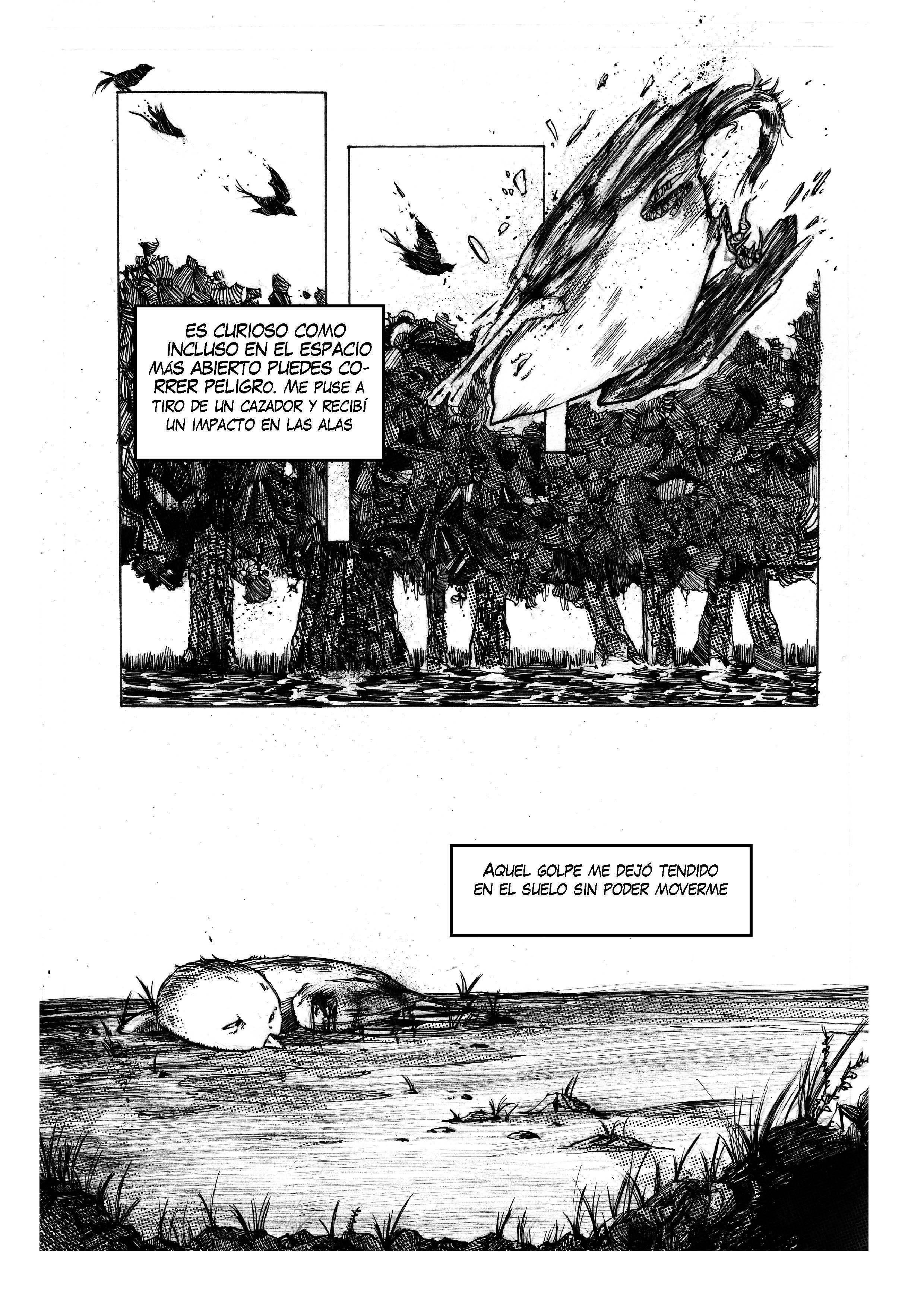 Abajo en el bosque_Cómic_Rafael_Pérez_Granados-1