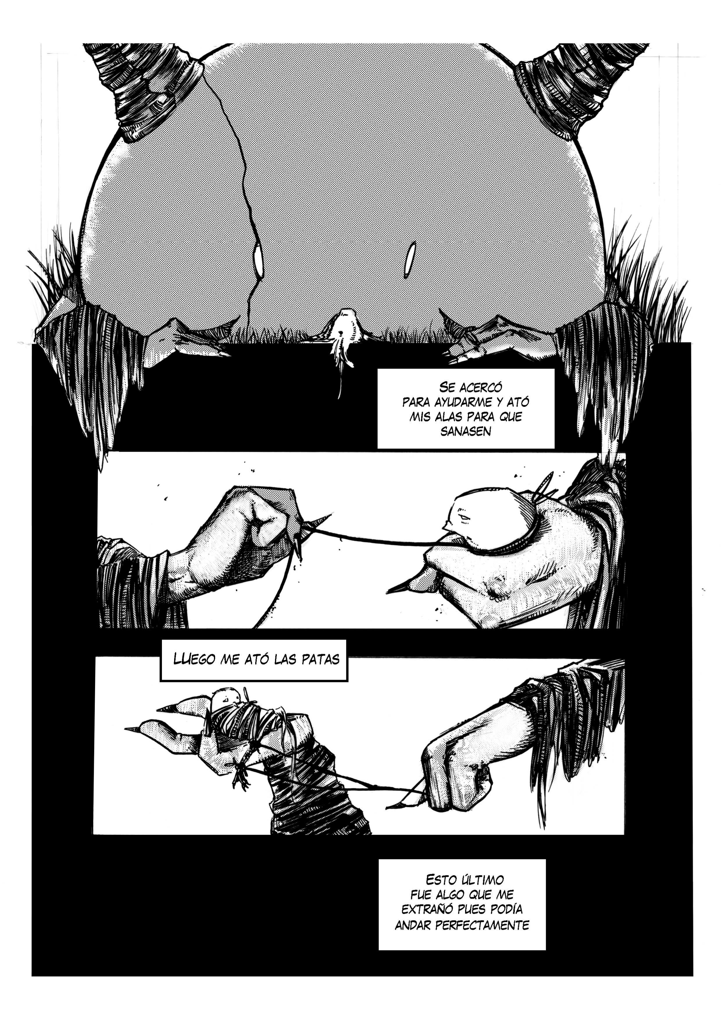 Abajo en el bosque_Cómic_Rafael_Pérez_Granados-4